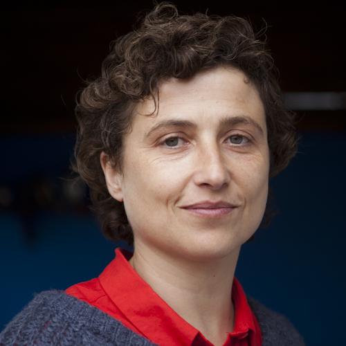 Lucía Vargas Verde