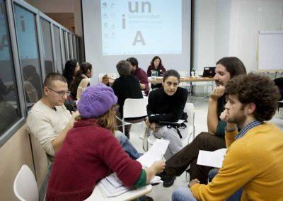 """Jornadas y talleres """"Atravesando fronteras: Realidad y representación en el Mediterráneo"""""""