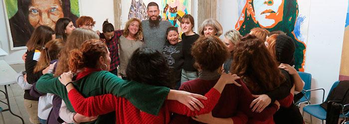 Talleres de creación colectiva en Sevilla